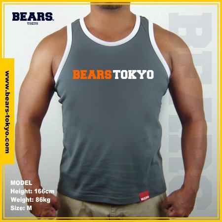■ BEARS TOKYO TANKTOP タンクトップ