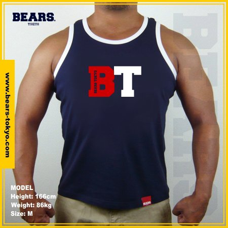 <img class='new_mark_img1' src='https://img.shop-pro.jp/img/new/icons1.gif' style='border:none;display:inline;margin:0px;padding:0px;width:auto;' />■ BEARS TOKYO TANKTOP タンクトップ