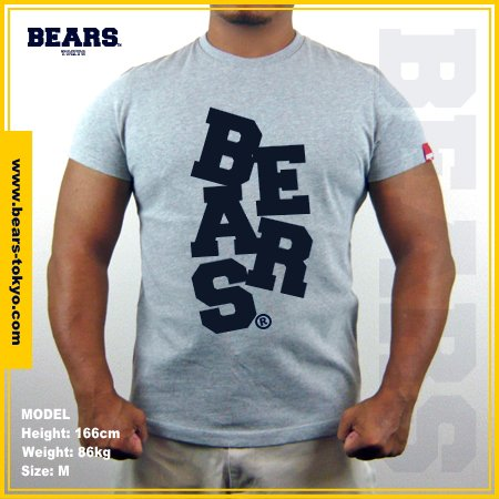 <img class='new_mark_img1' src='//img.shop-pro.jp/img/new/icons1.gif' style='border:none;display:inline;margin:0px;padding:0px;width:auto;' />■ BEARS TOKYO MUSCLE T-SHIRTS マッスルTシャツ