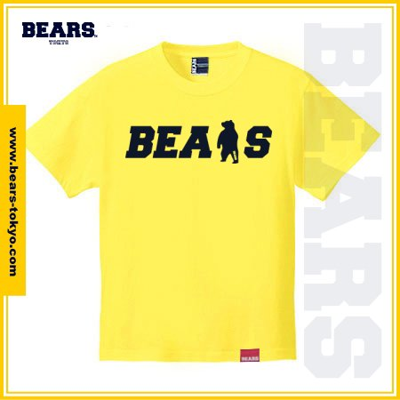 <img class='new_mark_img1' src='//img.shop-pro.jp/img/new/icons1.gif' style='border:none;display:inline;margin:0px;padding:0px;width:auto;' />■ BEARS TOKYO T-SHIRTS Tシャツ