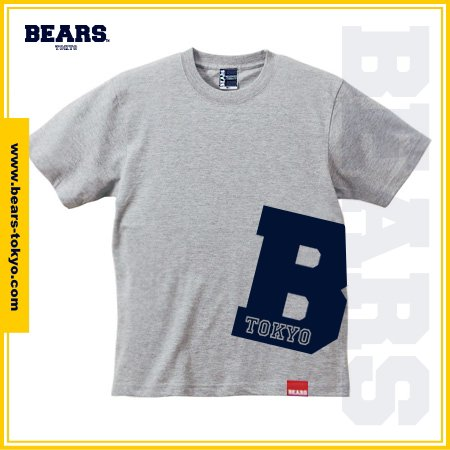 <img class='new_mark_img1' src='https://img.shop-pro.jp/img/new/icons1.gif' style='border:none;display:inline;margin:0px;padding:0px;width:auto;' />■ BEARS TOKYO T-SHIRTS Tシャツ