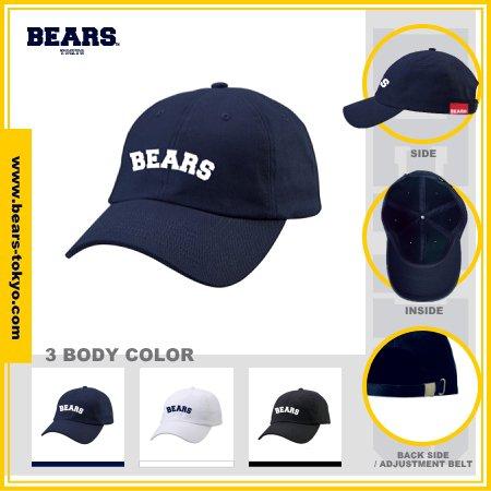 ■ BEARS TOKYO キャップ CAP