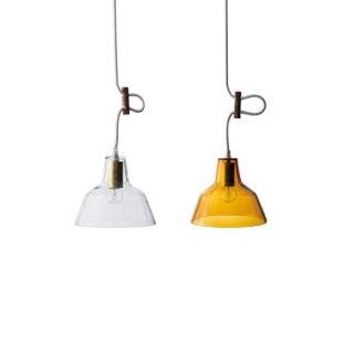 MARTTI  MINI GLASS SHADE ペンダントランプ 照明 ガラス 1灯照明 LED対応 長さ調節可能 吊り下げ シンプル ダイニング リビング