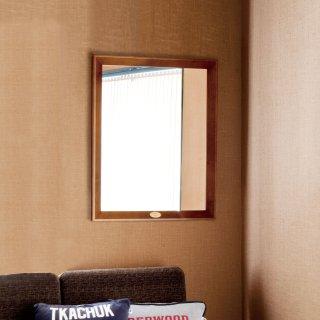 LABREA MIRROR 鏡 壁掛け ミラー 西海岸 おしゃれ インテリア 玄関 レトロ