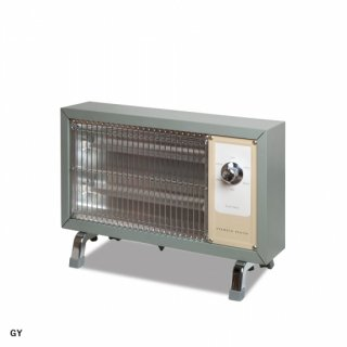 RETRO HEATER 【GY】