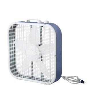 【限定カラー】LASKO BOX FAN 3733/DENIM ボックスファン サーキュレーター 扇風機 アメリカ レトロ 懐かしい
