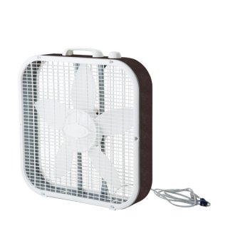 【限定カラー】LASKO BOX FAN 3733/LEATHER BROWN