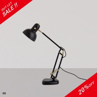 <img class='new_mark_img1' src='https://img.shop-pro.jp/img/new/icons20.gif' style='border:none;display:inline;margin:0px;padding:0px;width:auto;' />【OUT LET】CALTON DESK LAMP VGY