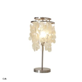 SHELL TABLE LAMP MINI