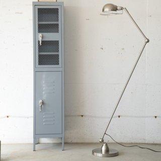 TURKU FLOOR LAMP L フロアランプ 照明 1灯照明 LED対応 角度調節 間接照明 ダイニング インダストリアル レトロ