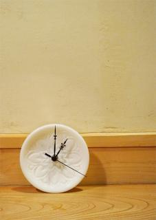 壁掛け時計(小)