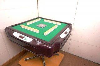 全自動麻雀卓 アモスコング 12ヶ月保証 オーバーホール済み 天板マット&牌新品