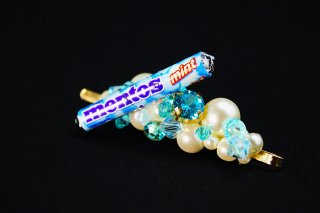 <img class='new_mark_img1' src='https://img.shop-pro.jp/img/new/icons44.gif' style='border:none;display:inline;margin:0px;padding:0px;width:auto;' />Soft Candy Pin 〜mint B〜