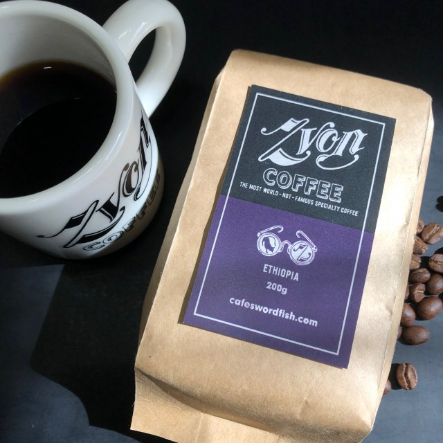 ZVON COFFEE <br>DAWN LABEL<br>(エチオピア)<br>※High Quality
