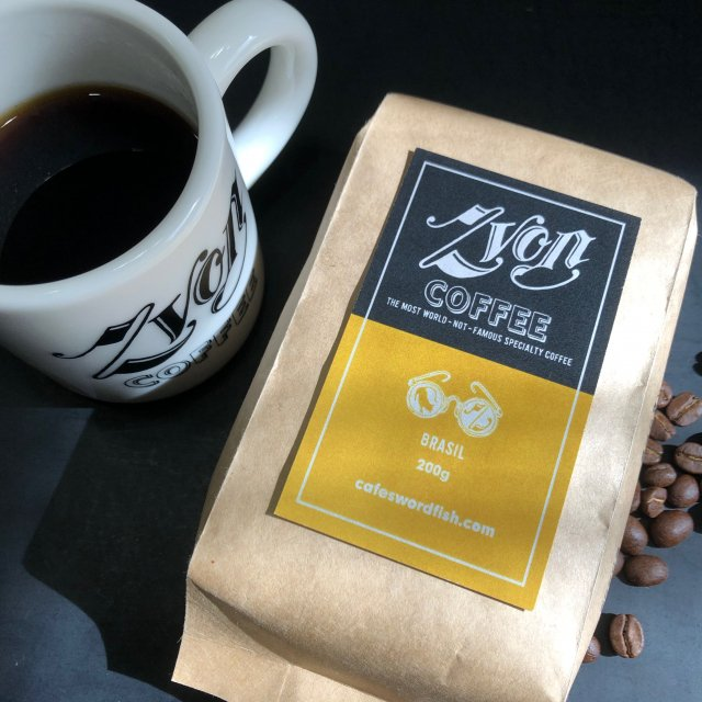 ZVON COFFEE <br>CANARIA LABEL<br>(ブラジル)<br>