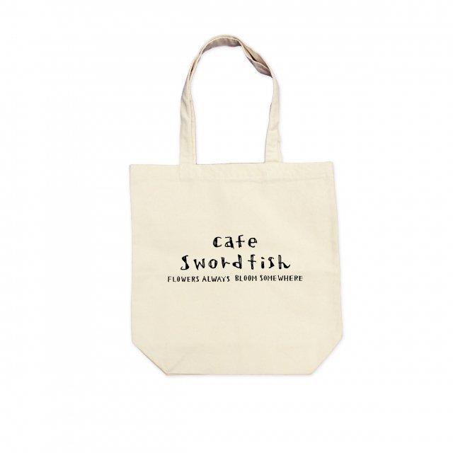 Cafe Swordfish ロゴ トートバッグ