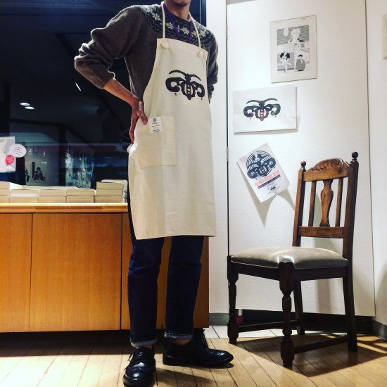 <img class='new_mark_img1' src='//img.shop-pro.jp/img/new/icons47.gif' style='border:none;display:inline;margin:0px;padding:0px;width:auto;' />【ナツのブラッディエプロン】上條淳士 × カフェソードフィッシュ