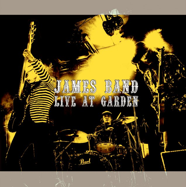 <img class='new_mark_img1' src='//img.shop-pro.jp/img/new/icons13.gif' style='border:none;display:inline;margin:0px;padding:0px;width:auto;' />『JAMES BAND   LIVE AT GARDEN』(2枚組CD)