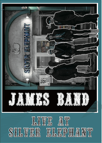 <img class='new_mark_img1' src='https://img.shop-pro.jp/img/new/icons47.gif' style='border:none;display:inline;margin:0px;padding:0px;width:auto;' />『JAMES BAND   LIVE AT SILVER ELEPHANT』(DVD)