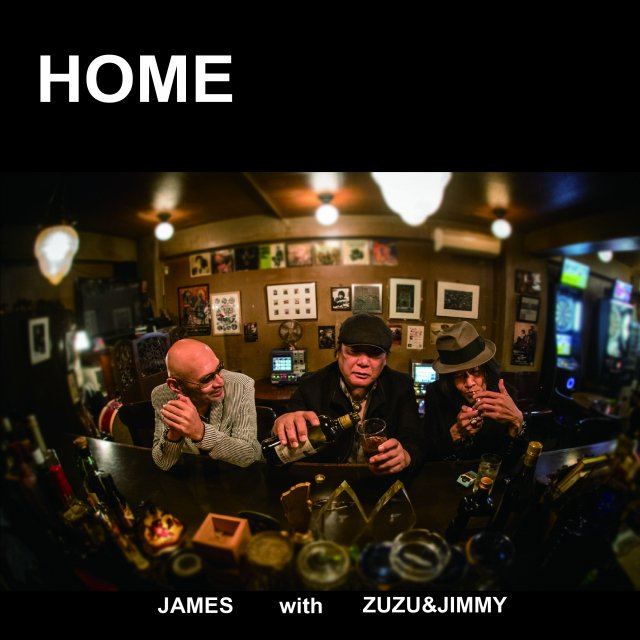 "<img class='new_mark_img1' src='//img.shop-pro.jp/img/new/icons13.gif' style='border:none;display:inline;margin:0px;padding:0px;width:auto;' />『HOME』市川""JAMES""洋二 2nd ALBUM(CD)"