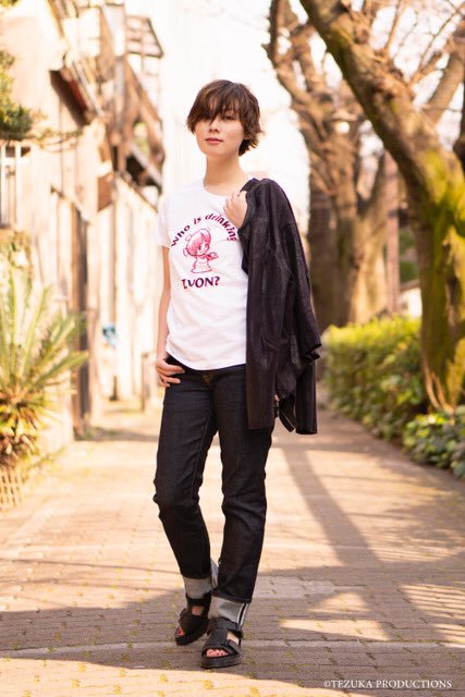 <img class='new_mark_img1' src='//img.shop-pro.jp/img/new/icons59.gif' style='border:none;display:inline;margin:0px;padding:0px;width:auto;' />ピノコ×ZVON COFFEE Tシャツ / WHITE (WOMAN'S)