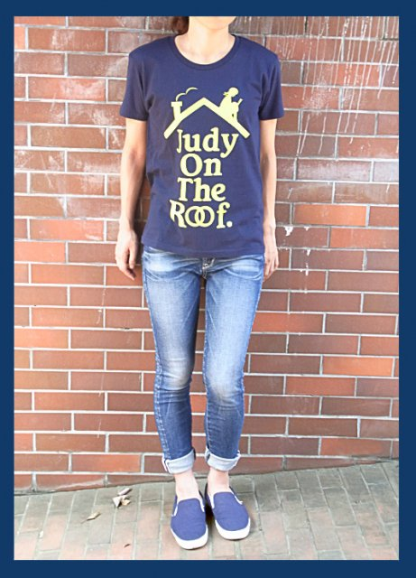<img class='new_mark_img1' src='https://img.shop-pro.jp/img/new/icons47.gif' style='border:none;display:inline;margin:0px;padding:0px;width:auto;' />JOTR. LOGO TEE / NAVY(Ladies&Mens)
