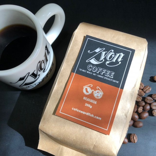 ZVON COFFEE<br>ORANGE LABEL<br>(ニカラグア)