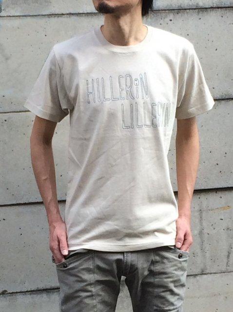 Hillerin Lillerin(ヒレリン・リレリン) HL001 TEE / BEIGE