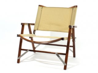 <img class='new_mark_img1' src='https://img.shop-pro.jp/img/new/icons47.gif' style='border:none;display:inline;margin:0px;padding:0px;width:auto;' />Kermit Wide Chair WALNUT -BEIGE-