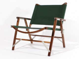 <img class='new_mark_img1' src='https://img.shop-pro.jp/img/new/icons47.gif' style='border:none;display:inline;margin:0px;padding:0px;width:auto;' />Kermit Wide Chair WALNUT -FOREST GREEN-