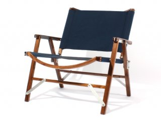 <img class='new_mark_img1' src='https://img.shop-pro.jp/img/new/icons47.gif' style='border:none;display:inline;margin:0px;padding:0px;width:auto;' />Kermit Wide Chair WALNUT -NAVY-