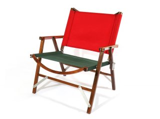 <img class='new_mark_img1' src='https://img.shop-pro.jp/img/new/icons15.gif' style='border:none;display:inline;margin:0px;padding:0px;width:auto;' />Kermit Chair WALNUT -FOREST GREEN x RED-