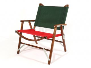 <img class='new_mark_img1' src='https://img.shop-pro.jp/img/new/icons15.gif' style='border:none;display:inline;margin:0px;padding:0px;width:auto;' />Kermit Chair WALNUT -RED x FOREST GREEN-
