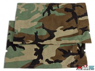AME HOLIDELIC Original Fabric Woodland Camo 【カーミットチェア用】