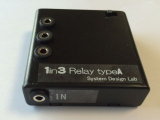 1in3 Relay typeA