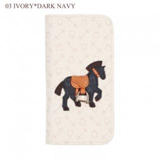 ハーネスホース iphonecase 12/12pro 手帳タイプ