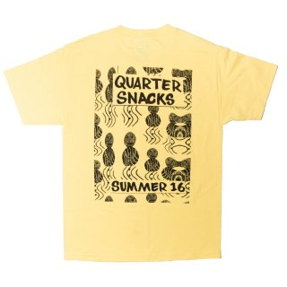 QUARTER SNACKS<br>Zine Tee<br>