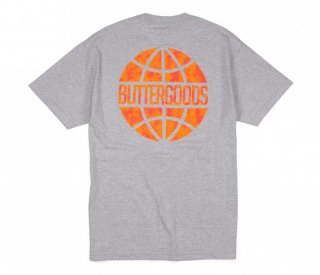 Butter Goods<br>SCALE WORLDWIDE LOGO TEE<br>