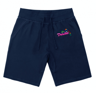 DIVINITIES<br>Parrot Embroidered Sweat Short<br>
