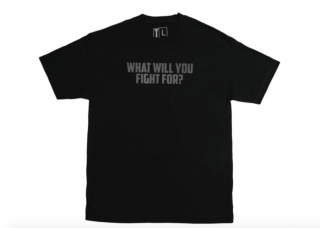 HARDIES HARDWARE<br>WHAT WILL YOU FIGHT FOR?<br>Black / 3M<br>