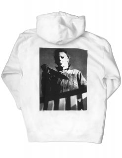 lurk nyc<br>NIGHTMARES HOODY WHITE<br>
