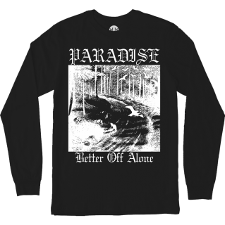 PARADIS3<br>BETTER OFF ALONE LS TEE<br>