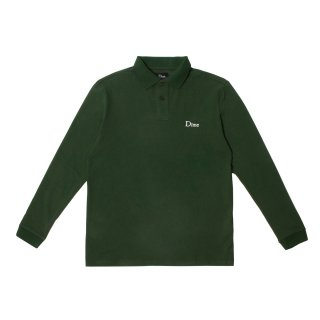 DIME<br>LONG SLEEVE POLO SHIRT<br>