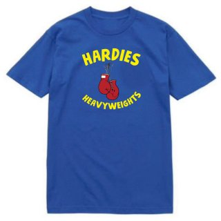 HARDIES HARDWARE<br>HEAVY WEIGHTS TEE<br>