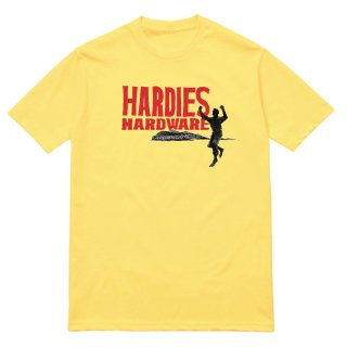 HARDIES HARDWARE<br>RUNNING MOUNTAINS TEE<br>