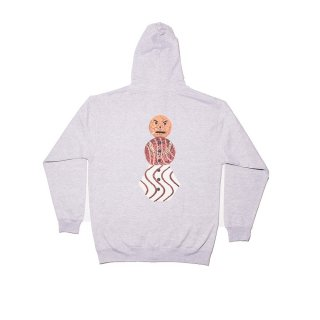 QUARTER SNACKS<br>Snackman Zip Hoody<br>