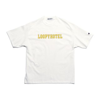 LOOPY HOTEL<br>COLLEGE HW Tee<br>
