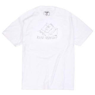 BUTTER GOODS<br>ROUND MIDNIGHT TEE<br>