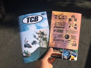 TALL CAN BOYZ<br>TCB ISSUE 6<br>