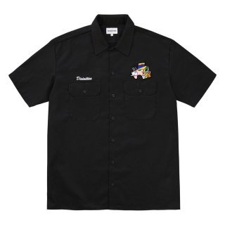 DIVINITIES<br>Panther Work Shirt<br>
